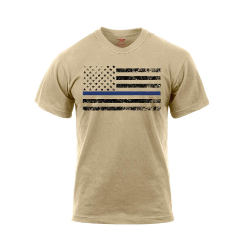 Thin Blue Line T-Shirt - 3960