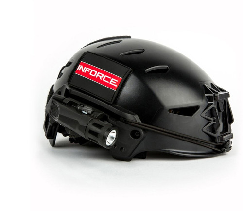 Inforce Gen 2 Helmet Mounted Light with IR - INFHMLIR