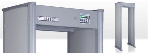 Garrett MZ 6100 Walkthrough Metal Detector - 1171000