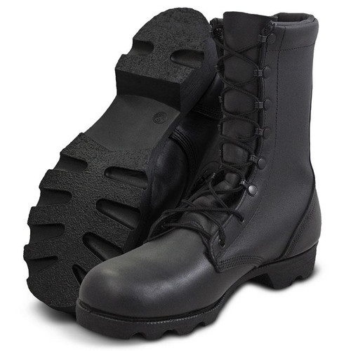 "Altama All Leather 10"" Combat Boot [NBN] - 515701"