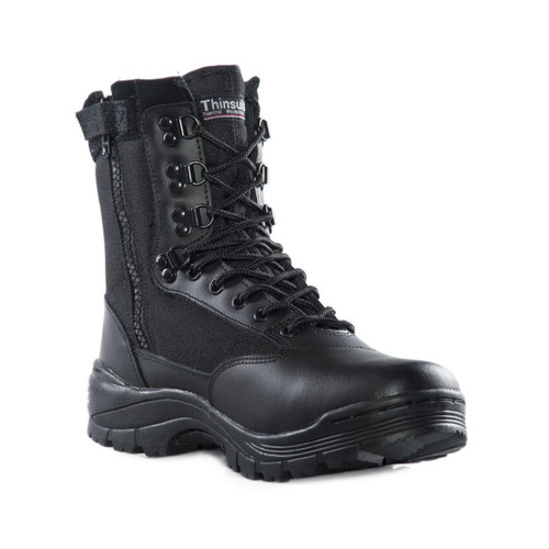 "Voodoo Tactical 9"" High Speed Tactical Side-Zip Boot"