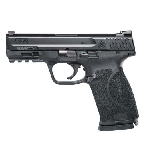 """Smith & Wesson M&P45 M2.0 4"""" Compact Handgun with Tritium Night Sights LE"""