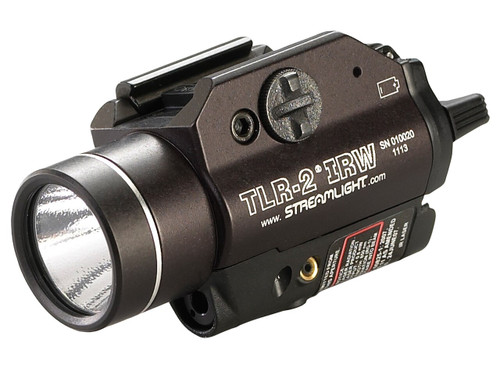 Streamlight TLR-2 IRW Tactical Light with Integrated IR Laser