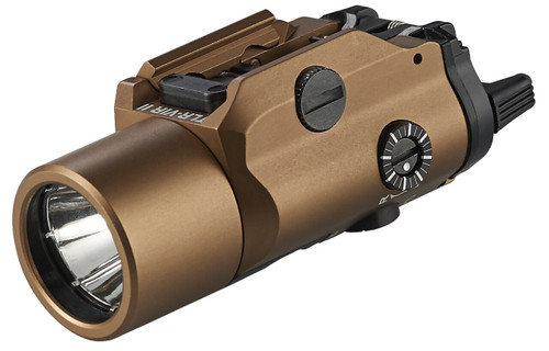 TLR-VIR II visible LED/IR illuminator/IR