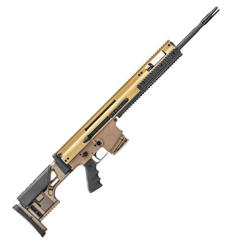 """FNH 38996 SCAR 20S FDE 7.62 NATO 10 RD 20"""" Rifle"""