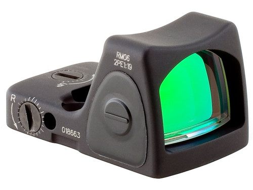 Trijicon RM06-C-700672 RMR Type 2 Reflex Red Dot Sight with Adjustable LED