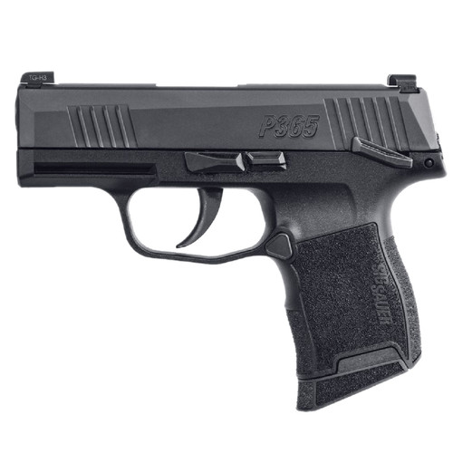 Sig Sauer W365-9-BXR3-MS P365 10-Round 9MM with Night Sights and Manual Safety