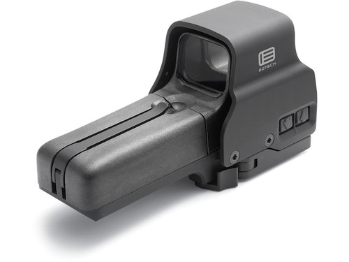 EOTech 518.A65 518 Holographic Weapon Sight 65 MOA Ring/One MOA Dot Quick Detach Mount AA Batteries Picatinny