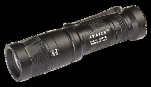 Surefire Aviator Dial Output Multi-Spectrum LED Flashlight - Aviator