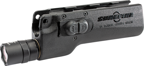 SureFire 328LMF Compact LED Weapon Light for HK MP5, HK53 & HK94 - 328LMF-B