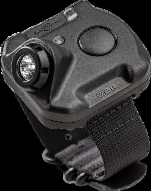 Surefire Rechargeable Variable-Output LED Wrist Light - 2211-A-BK-PLM
