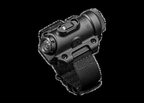 Surefire 2211X Variable-Output 123A-Powered LED Wrist Light - 2211X-A-BK