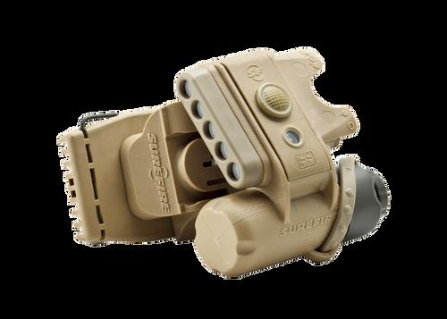 Surefire Compact Multiple-Output Helmet Light - HL1-C-TN