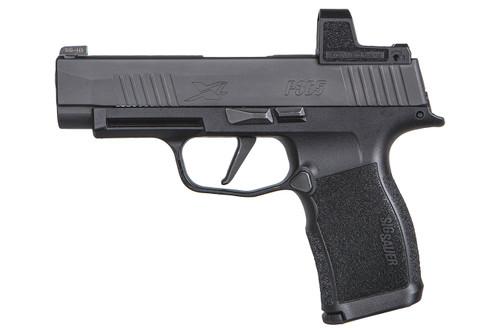 Sig Sauer W365XL-9-BXR3-RXZ P365 XL 9mm Handgun with ROMEOZERO 3 MOA Optic