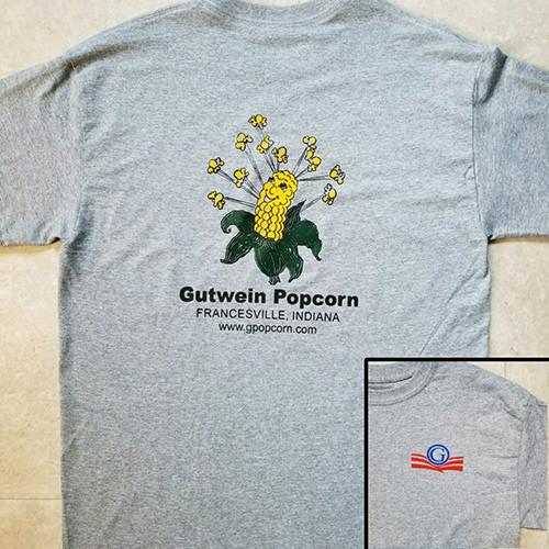 Gutwein Popcorn T-shirt