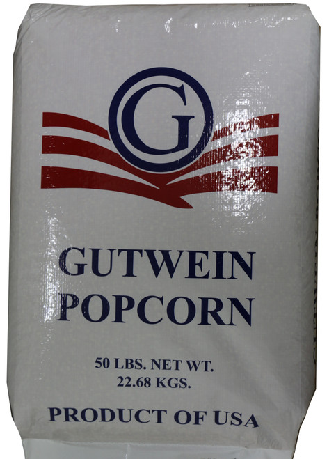 50 lb Bag of Yellow Butterfly Kernels