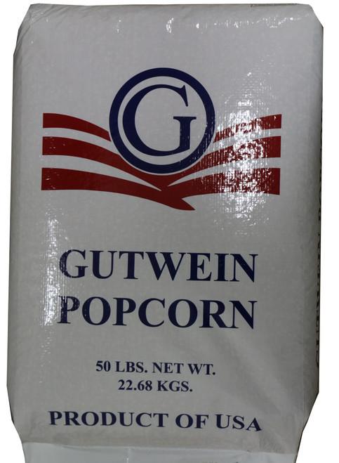 50 lb White Butterfly Popcorn