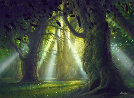 Lorwyn Forest