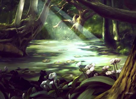 Lorwyn Swamp