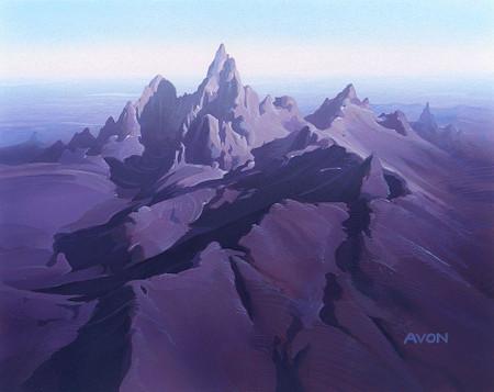 Mirage Purple Mountain