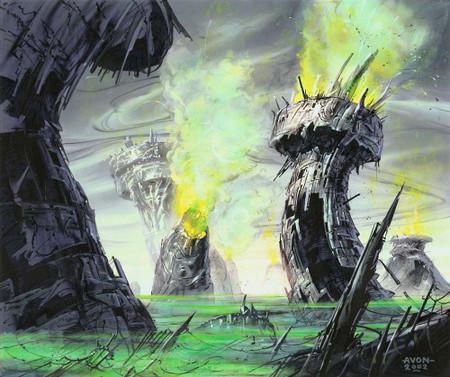 Mirrordin Swamp
