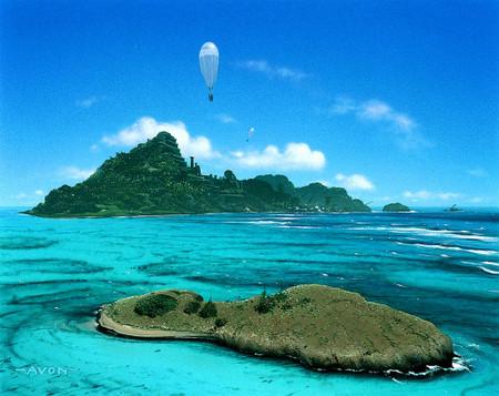 Portal Island B