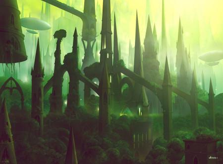 Ravnica Forest