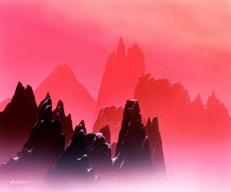 Urza's Saga Mountain B