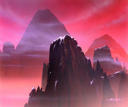 Urza's Saga Mountain D