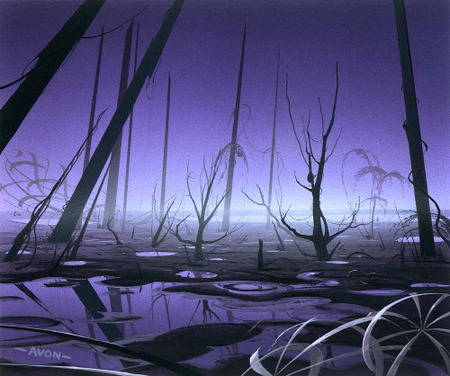 Urza's Saga Swamp C