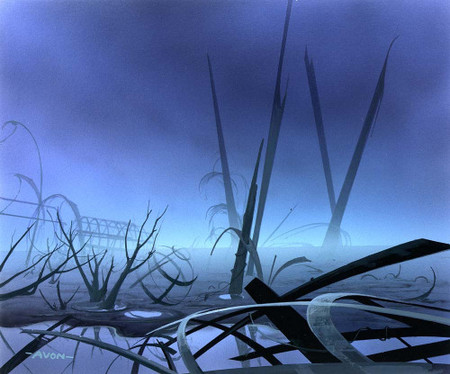 Urza's Saga Swamp D