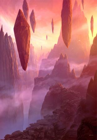 Zendikar Mountain