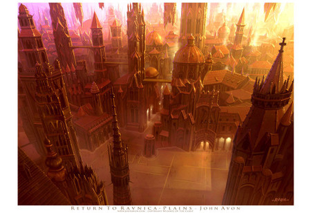 A2 Limited Edition Return to Ravnica Plains