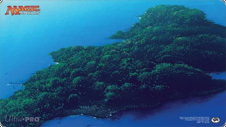 Unhinged Island Playmat