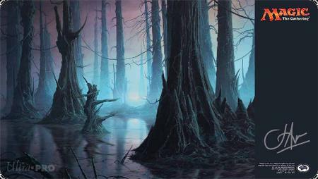 Unstable Swamp Playmat