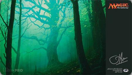 Unstable Forest Playmat