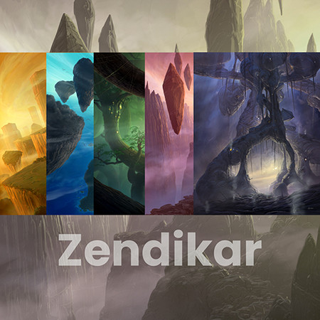Zendikar Set