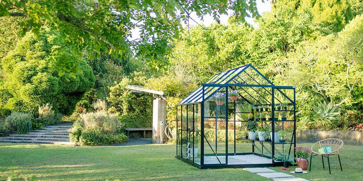 Residential Greenhouses