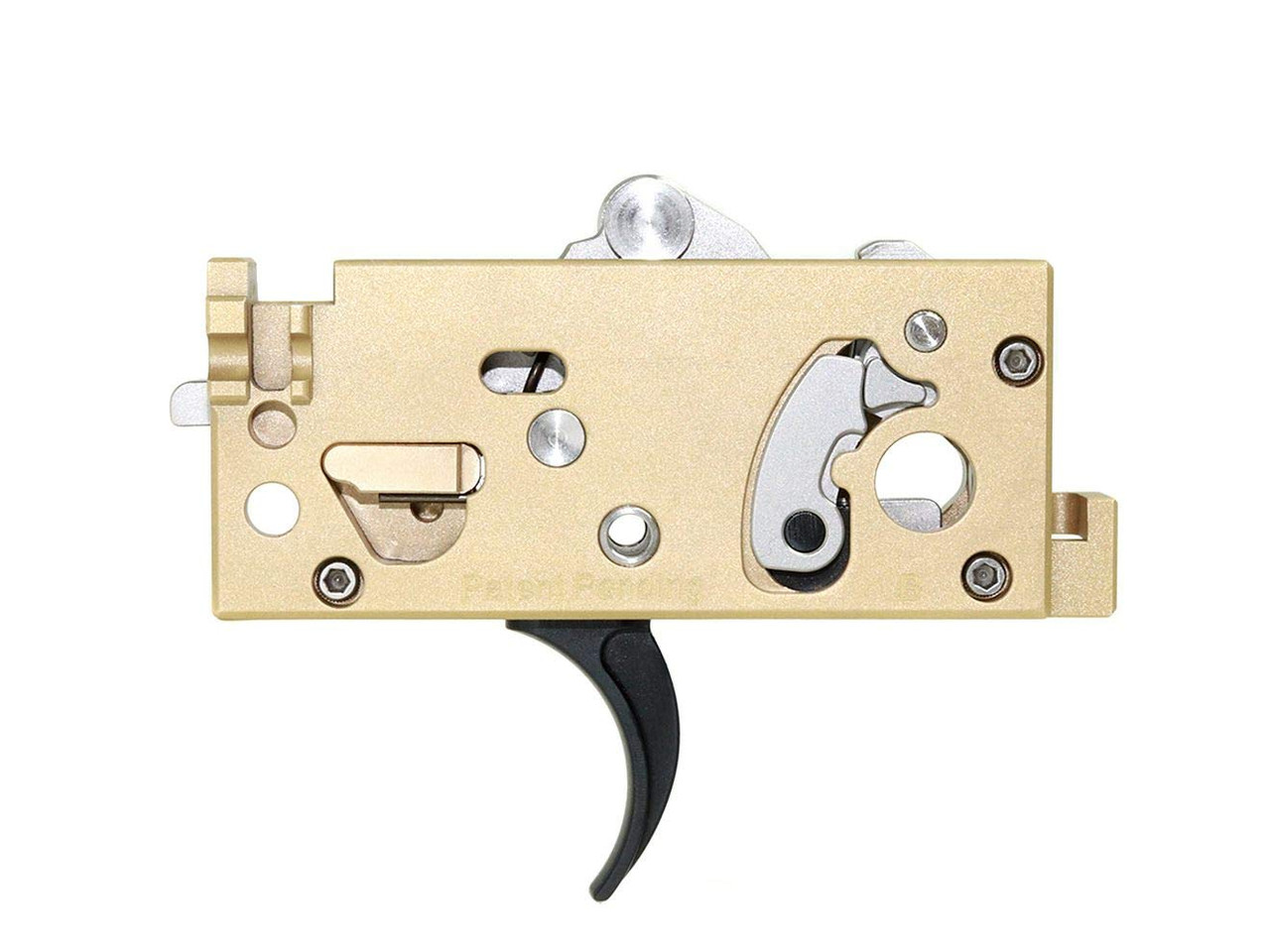 G&P CNC Adjustable Trigger Box TM GBB M4