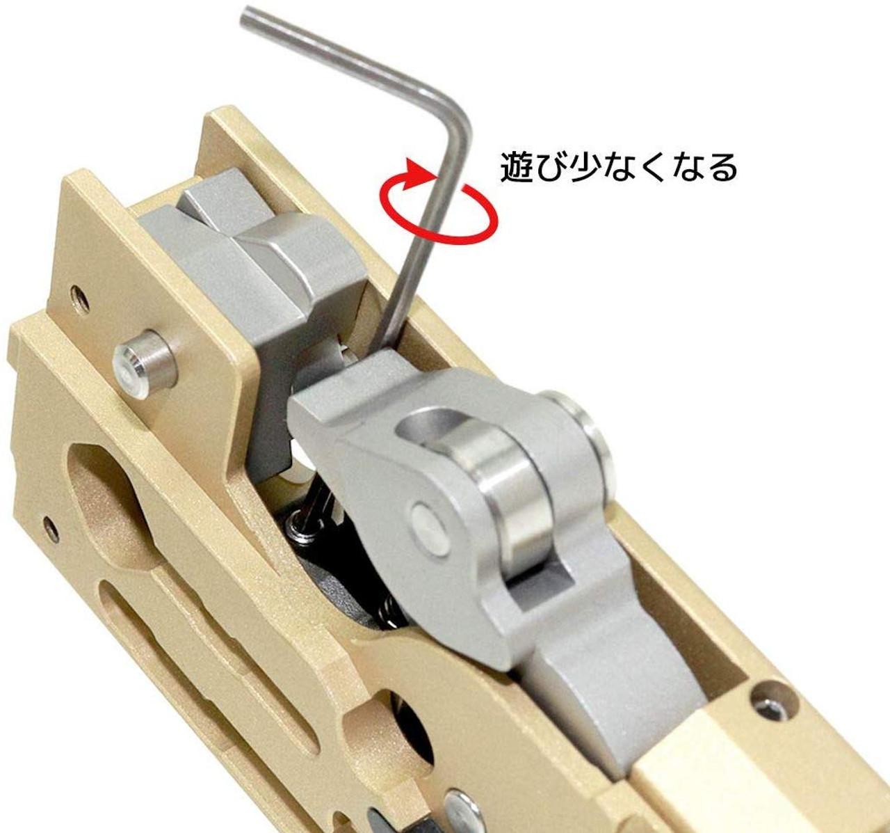 G&P CNC Adjustable Trigger Box