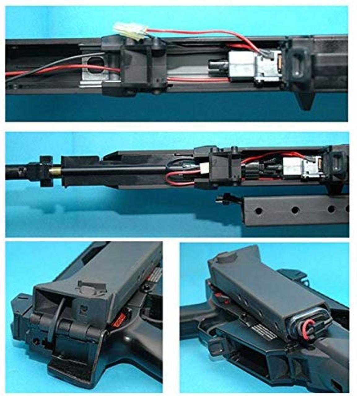 G&P G36 Sniper Style Folding Stock GP528