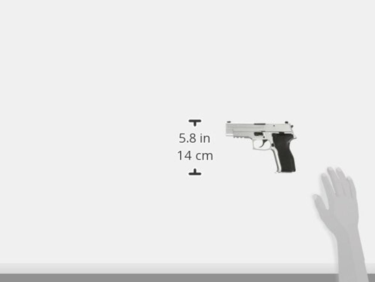 Tokyo Marui SIG SAUER P226 E2 STAINLESS MODEL Gas Blow Back Airsoft Gun Japan