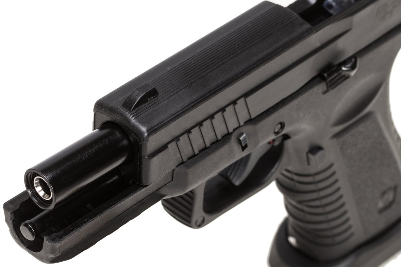 APS BLACK HORNET CO2 GBB Resin slide, semi / full switching Airsoft Gun