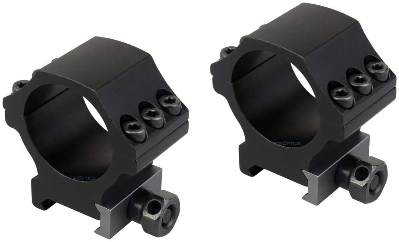 Vector Optics Taurus 1-6x 24mm FFP Variable Magnification Rifle Scope IPX6 Water proof (AR-BDC short scope)