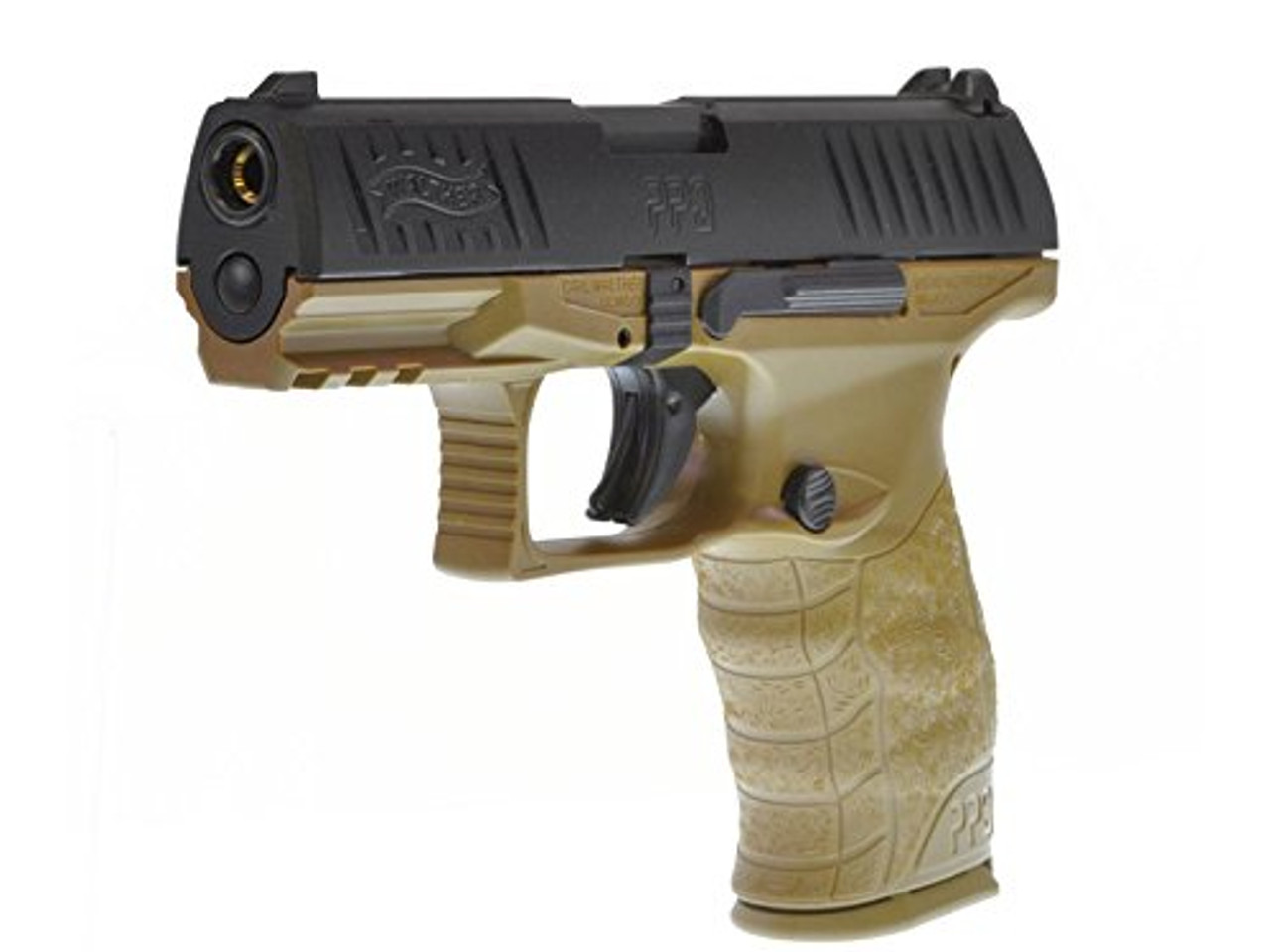 Image picture of Walther / StarkArms PPQ M2 Tan GBB Airsoft gun