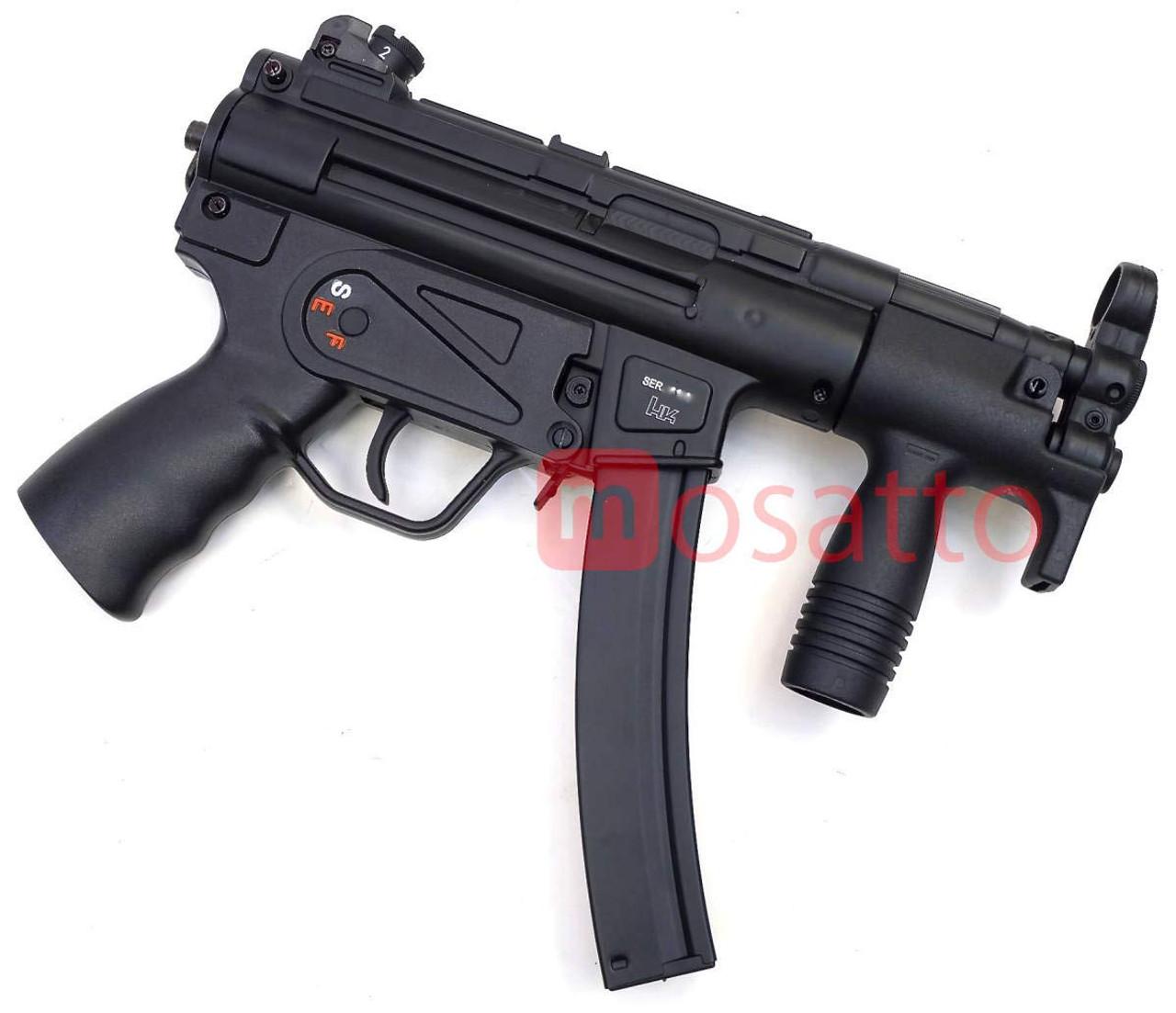 Classic Army MP5K Kurtz HK Marking Metal Body Airsoft electric AEG rifle gun
