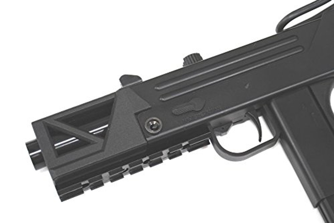 HFC BLADE M11 submachine gun gas blowback tactical rail standard equipment A1