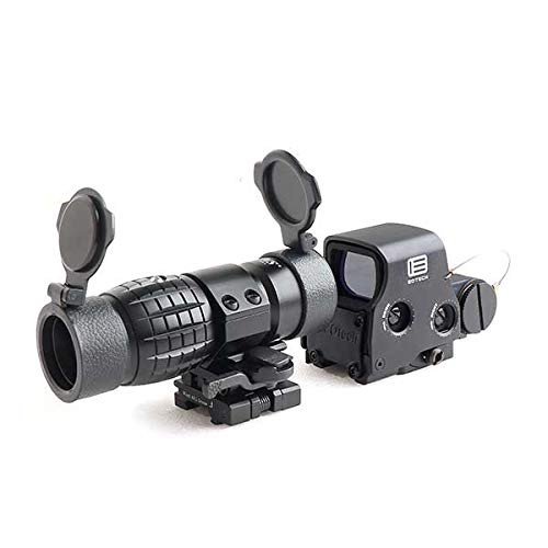 EOTech 3X Booster with Folding Mount QD Lever Type EXPS3 Holo Sight Set