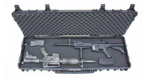 UFC handgun case 1180 × 410 BK UFCGC022BK