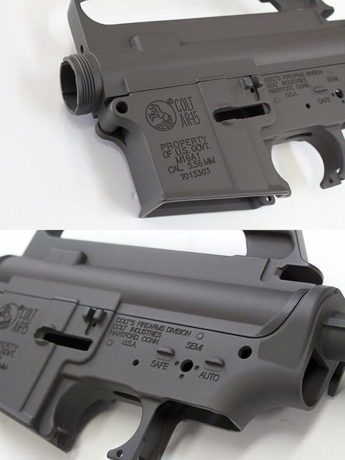 HurricanE Metal frame for Tokyo Marui M16A1 / VN AR-15